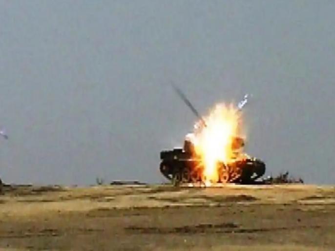 India anti tank missile Nag test fired in Pokhran know its advantage against china   एंटी टैंक मिसाइल नाग का सफल परीक्षण, चीन के लिए लिए चेतावनी, भारत को LAC पर होगा ये बड़ा फायदा