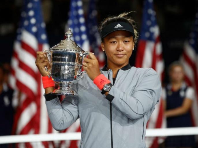 US Open 2020 Naomi Osaka beats Belarusian Victoria Azarenka in final to win title   US Open 2020: नाओमी ओसाका बनी चैम्पियन, दूसरी बार जीता यूएस ओपन का महिला एकल का खिताब