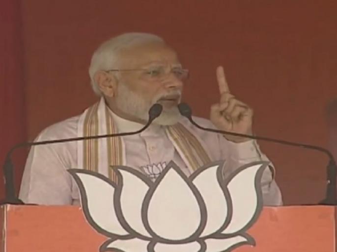 PM Narendra Modi in Sonipat,Haryana says When we talk of surgical strike then Congress gets stomach ache | हरियाणा चुनाव: पीएम मोदी ने सोनीपत रैली में कहा, सर्जिकल स्ट्राइक-बालाकोट की बात करने पर होता है कांग्रेस के पेट में दर्द