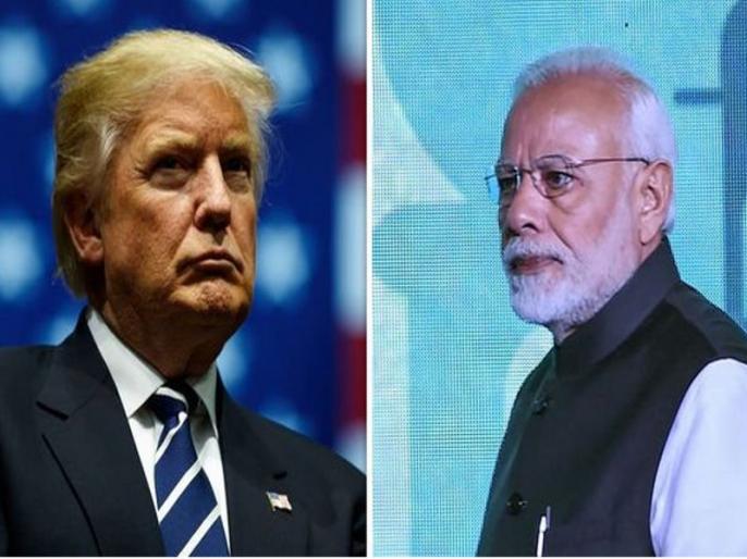 """Donald Trump syas PM Modi Not In """"Good Mood"""" Over Border Row With China   डोनाल्ड ट्रंप का बड़ा बयान, 'चीन के साथ सीमा पर तनाव को लेकर पीएम मोदी का मूड ठीक नहीं है'"""