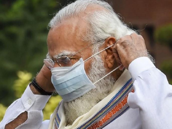 Harish Gupta blog: Message of mask instead of towel or gamchha | हरीश गुप्ता का ब्लॉग: गमछे के बदले मास्क का संदेश