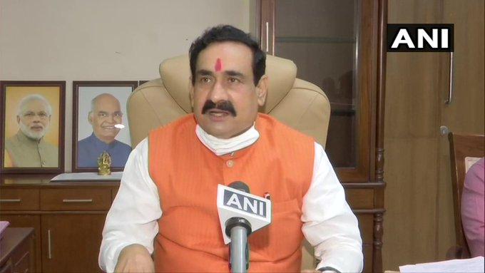 Madhya Pradesh bhopal coronavirus No more lockdown Home Minister Narottam Mishra adverse effect common man's life | मध्य प्रदेश में अब और लॉकडाउन नहीं, गृहमंत्री नरोत्तम मिश्रा बोले-आम आदमी की जिंदगी पर प्रतिकूल असर