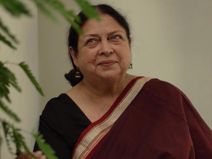 Nasira Sharma 'Vyas Samman 2019': 'I have dreams and dreams in my literature'   नासिरा शर्मा: 'मेरे साहित्य में ख्वाब और सपने दोनों मिलते हैं'