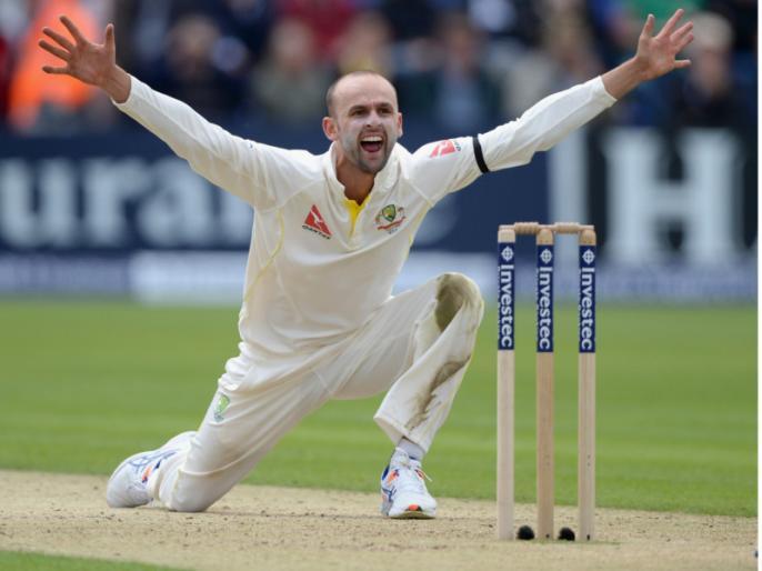 Ashes 2019: I am not about personal milestones, says Nathan Lyon after equaling Dennis Lillee record   एशेज: नाथन लायन ने की डेनिस लिली के 355 टेस्ट विकेट की बराबरी, कहा, 'उपलब्धियों के लिये नहीं खेलता'
