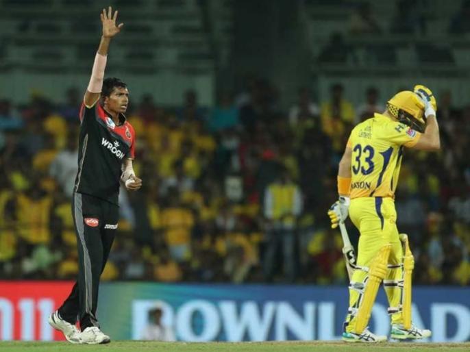 IPL 2019: Navdeep Saini will play a big role in time to come, says Virat Kohli | IPL 2019: हार के बाद कोहली ने खोला राज, कौन सा गेंदबाज आरसीबी के लिए निभाएगा 'बड़ा रोल'