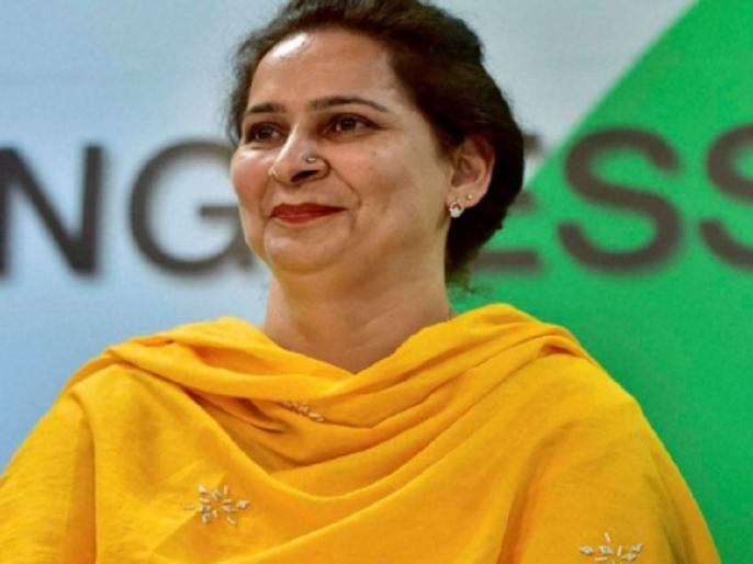 Congress Navjot Kaur wife of Navjot Singh Sidhu has resigned from the party | नवजोत सिंह सिद्धू की पत्नी ने कांग्रेस से इस्तीफा दिया, कहा- अब किसी पार्टी से रिश्ता नहीं
