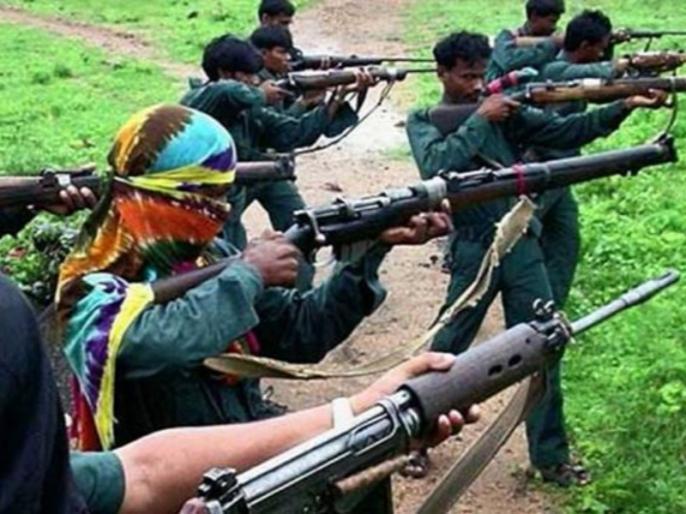 naxal attack in maharashtra and two people dead   महाराष्ट्र में नक्सलियों ने दिया हिंसक घटना को अंजाम, दो ग्रामीणों की मौत