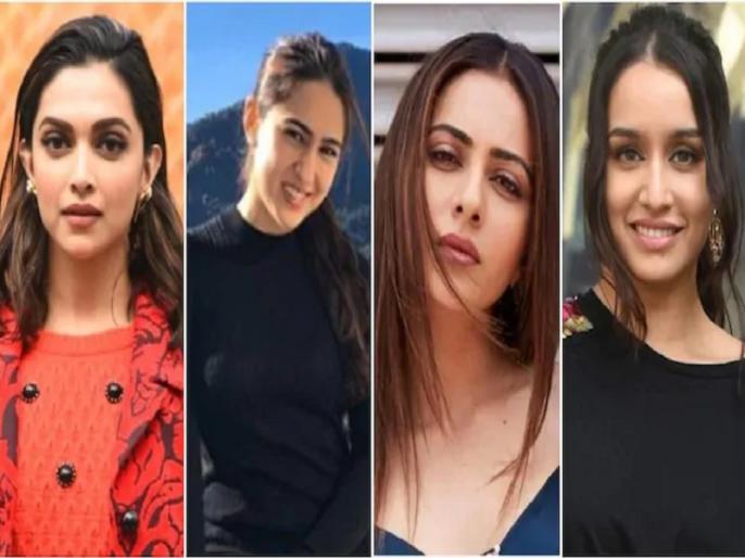 NCB issues summons to Deepika Padukone, Sara Ali Khan, Shradhha Kapoor and Rakul Preet Singh in a drug case | Breaking News: ड्रग्स मामले में दीपिका, सारा, श्रद्धा समेत 7 को एनसीबी का समन, तीन दिन में पेशी के लिए बुलाया