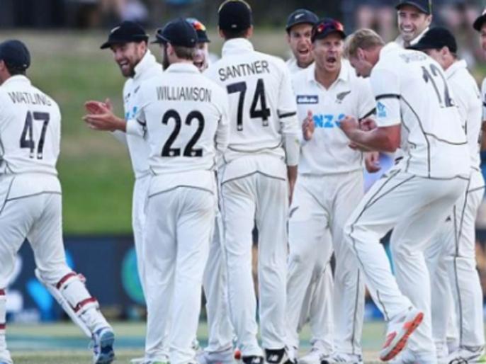 Three newcomers in the New Zealand team for the Test series against England | ENG Vs NZ: इंग्लैंड दौरे के लिए न्यूजीलैंड की टेस्ट टीम का ऐलान, इन तीन नए चेहरों को मिला मौका