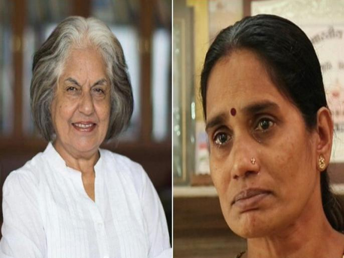 'Sonia forgives Nalini for political motives Twitter slam Indira Jaising on Nirbhaya case convicts | 'सोनिया गांधी ने राजनीतिक फायदे के लिए नलिनी को माफ किया', वकील इंदिरा जयसिंह की ट्विटर पर कड़ी आलोचना, जानें किसने क्या कहा?