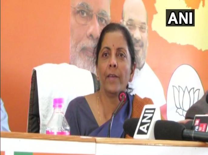 PNB scam: Defense Minister Nirmala Sitharaman reassured the action, Neerav Modi sought 6 months time | PNB घोटाला: रक्षा मंत्री निर्मला सीतारमण ने दिया कार्रवाई का भरोसा, नीरव मोदी ने मांगा 6 महीने का वक्त