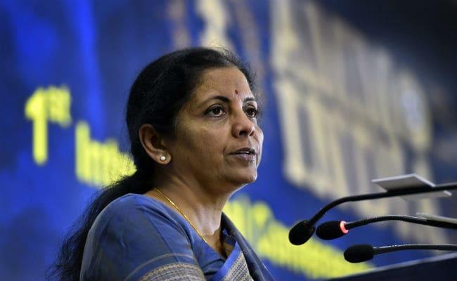 Nirmala Sitharaman's answer to Adhir Ranjan's 'Nirbala', said- every woman in BJP is Sabla   अधीर रंजन के 'निर्बला' पर निर्मला सीतारमण का जवाब, कहा-BJP में हर औरत सबला