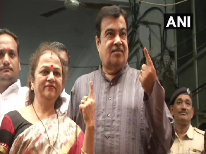 Maharashtra Assembly Polls 2019: This election will break all records under Modi and Fadnavis-led government: Nitin Gadkari   महाराष्ट्र चुनाव: नितिन गडकरी का बयान, 'मोदी और फड़नवीस के नेतृत्व में बीजेपी की जीत के सारे रिकॉर्ड तोड़ेगा ये चुनाव, लोगों को उनके काम पर भरोसा'