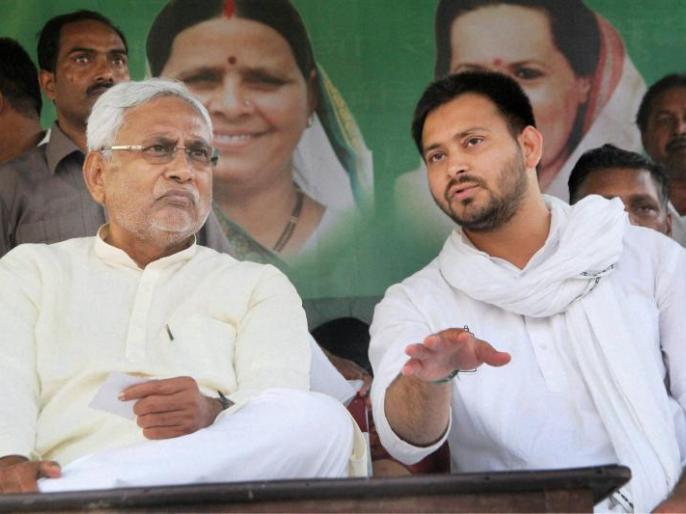Bihar Chunav Exit Polls ABP exit poll104-128 seats to Nitish alliance108-131 to Lalu alliance | Bihar Chunav Exit Polls: ABP एग्जिट पोल,नीतीश गठबंधन को 104-128 सीटें, लालू गठबंधन को 108-131