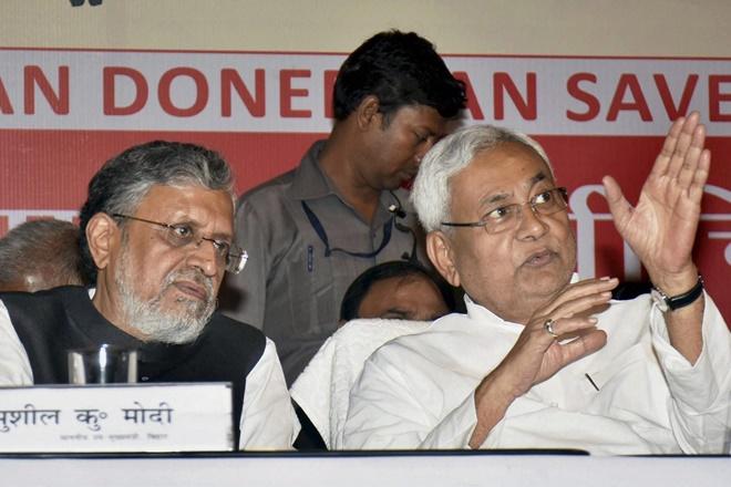 Bihar Chief Minister Nitish Kumar tests negative for COVID-19 | बिहार: सीएम नीतीश कुमार का कोरोना टेस्ट आया निगेटिव, उपमुख्यमंत्री सुशील मोदी की रिपोर्ट आना बाकी