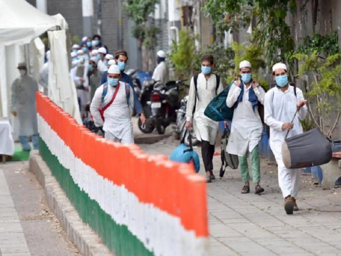 nizamuddin markaz Update 860 people shifted hospitals how Coronavirus spread country from tablighi-jamaat | निजामुद्दीन मरकज: 24 लोग कोरोना पॉजिटिव, 860 लोग अस्पताल में शिफ्ट, जानें कैसे तबलीगी जमात से देश में फैला कोरोना वायरस
