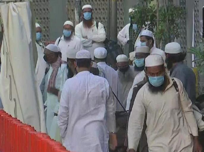 Nizamuddin Markaz Event Jamiat Ulema-e-Hind 1640 foreign Jamaatis India time Tabligi episode 64 corona infected   Nizamuddin Markaz Event:तबलीगी प्रकरण के समय 1640 विदेशी जमाती भारत में थे, 64 कोरोना संक्रमित,जमीयत उलेमा-ए-हिंद ने कहा