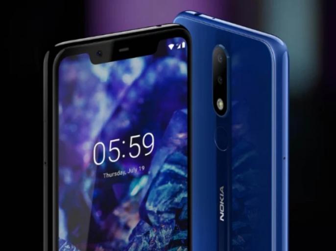 Image result for Nokia 5.1 Plus स्मार्टफोन पर 16 प्रतिशत की छूट