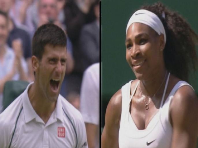 wta atp ranking serena williams climbs 153 spot while novak djokovic back in top 10 | WTA, ATP रैंकिंग: सेरेना विलियम्स ने लगाई 153 पायदान की छलांग, जोकोविच की टॉप-10 में वापसी