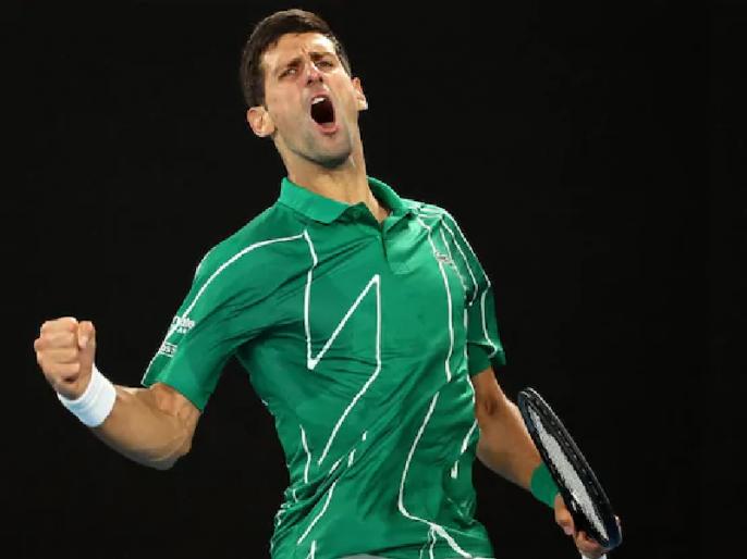 Novak Djokovic defeats Dominic Thiem 6-4 4-6 2-6 6-3 6-4 to win his 8th Australian Open | नोवाक जोकोविच ने 8वीं बार जीता ऑस्ट्रेलिया ओपन का खिताब