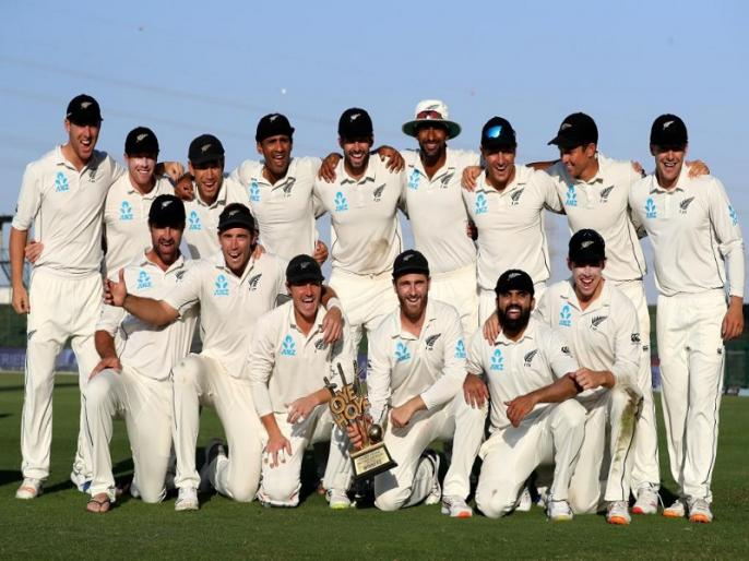 New Zealand win 3rd test by 123 runs, their first away Test series win against Pakistan since 1969   न्यूजीलैंड ने तीसरे टेस्ट में पाकिस्तान को 123 रन से हरा 2-1 से जीती सीरीज, 49 साल बाद किया ये कारनामा