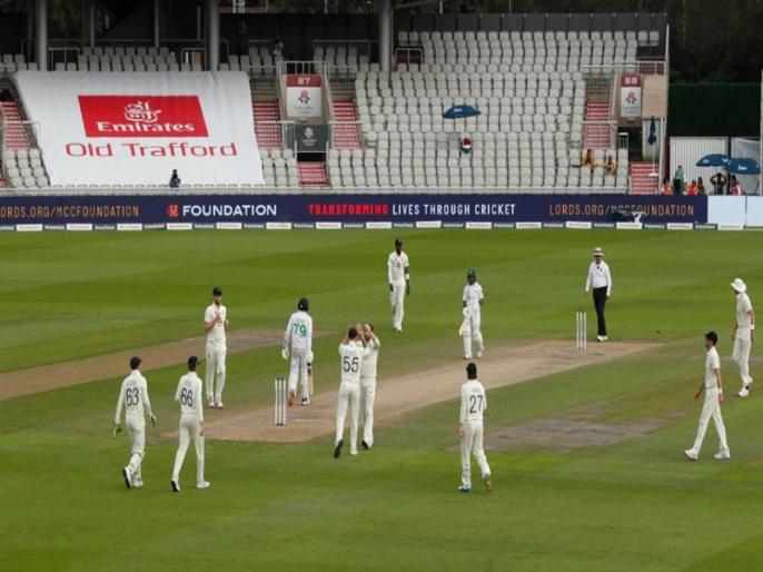 ENG vs PAK, 1st Test: England need 277 runs to win | ENG vs PAK, 1st Test: महज 46.4 ओवरों में सिमटा पाकिस्तान, इंग्लैंड को जीत के लिए 277 रन का टारगेट