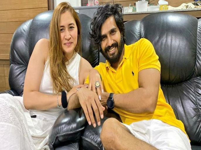 Badminton Star Jwala Gutta Gets Engaged To Actor Vishnu Vishal | बैडमिंटन स्टार ज्वाला गुट्टा ने जन्मदिन पर रचाई एक्टर विष्णु विशाल से सगाई