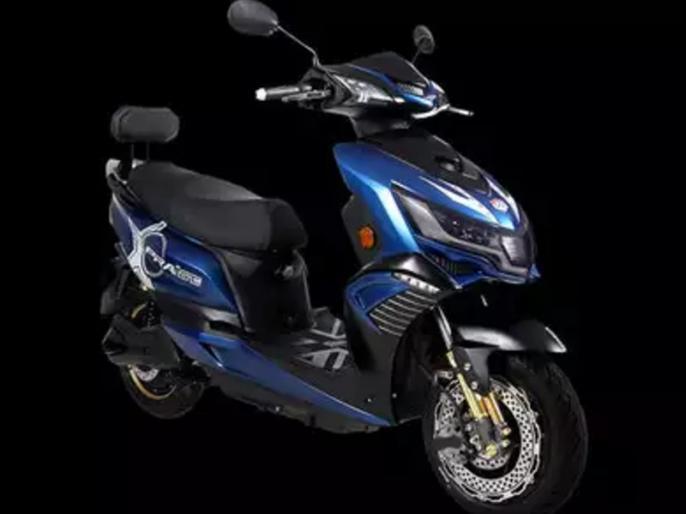 scooter gives mileage up to 180 km, know what is the price and the specialty | 180 किलोमीटर तक का माइलेज देता है यह स्कूटर, जानिए क्या है कीमत व खासियत