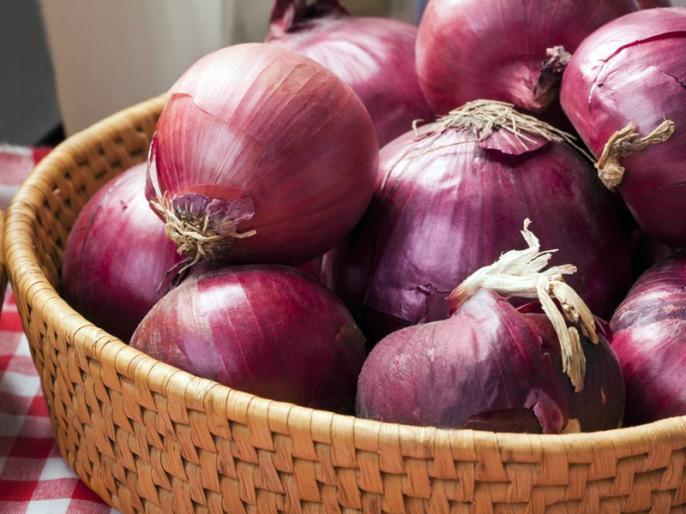 Onion Rs 100 kg in Delhi-NCR, central government will import one lakh tons: Paswan | दिल्ली-एनसीआर में प्याज 100 रुपये kg, केंद्र सरकारएक लाख टन आयात करेगी: पासवान