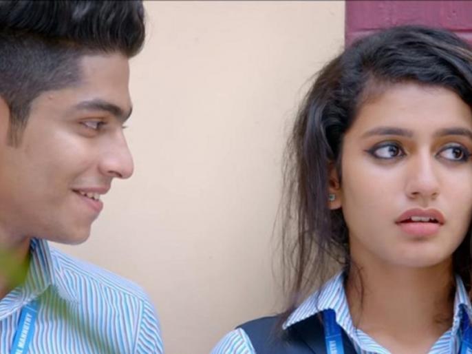 priya prakash film Oru Adaar Love movie review | Oru Adaar Love Movie Review: प्रिया प्रकाश की आंखो की में खोए फैंस, रोमांटिक लव स्टोरी से सजी है फिल्म