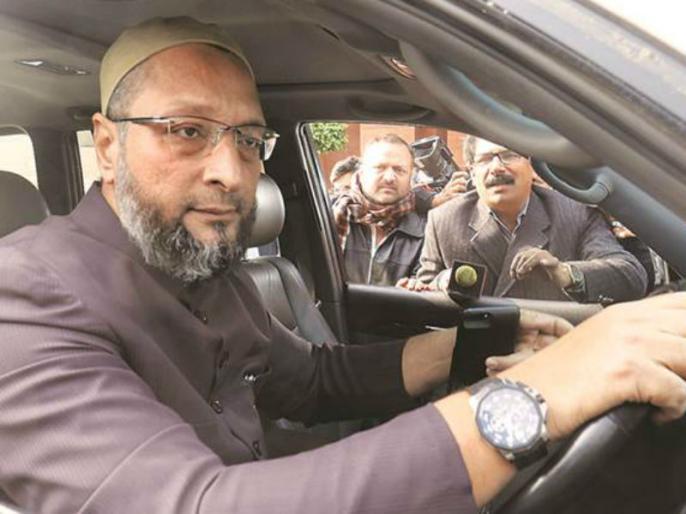 AIMIM leader Asaduddin Owaisi attacks on Congress president Rahul gandhi over his Iftar Party | राहुल की इफ्तार पार्टी में प्रणब मुखर्जी की मौजूदगी पर भड़के ओवैसी, कहा- यह पाखंड की पराकाष्ठा