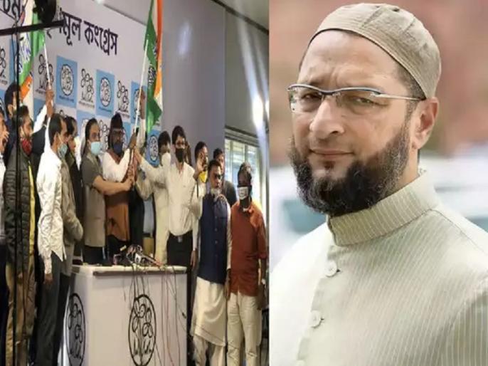 Bengal Election 2021: west bengal aimim anwar pasha joins tmc warns owaisi | Bengal Election 2021: बंगाल में ओवैसी को बड़ा झटका, ममताको फायदा और भाजपाको हो सकता है नुकसान