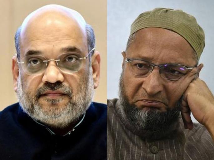 Asaduddin Owaisi Attacks Amit Shah on UAPA In Jammu Kashmir says everything normal in Jammu and Kashmir? | जम्मू-कश्मीर में सब कुछ नॉर्मल है ना?, असदुद्दीन ओवैसी ने ट्वीट कर गृह मंत्री अमित शाह पर कसा तंज