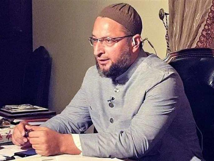 Asaduddin Owaisi and AIMIM leader Warish Pathan have Criminal complaint filed against for 'inflammatory' remarks | असदुद्दीन ओवैसी और AIMIM नेता वारिश पठान पर 'भड़काऊ' टिप्पणी को लेकर आपराधिक शिकायत दर्ज