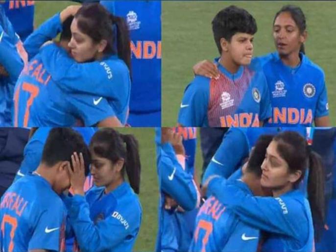 Was difficult to watch Shafali Verma in tears: Brett Lee | खिताबी मैच में हार के बाद मैदान पर ही रो पड़ीं शेफाली वर्मा, जानिए ब्रेट ली का कैसा रहा रिएक्शन
