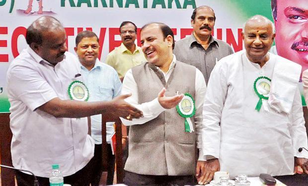 Danish ali joined BJP kumarswamy says its a political management | कुमारस्वामी ने किया दावा, दानिश अली ने उनसे पूछकर बसपा ज्वाइन किया, बताया दोनों पार्टियों का राजनीतिक प्रबंधन