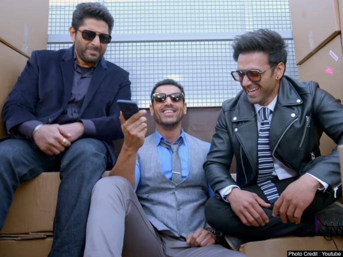 Pagalpanti Box Office Collection Day 3: John Abraham Anil Kapoor arshad warsi kriti kharbanda kriti kharbanda | Pagalpanti Box Office Collection Day 3: जॉन अब्राहम की 'पागलपंती' ने किया शानदार कलेक्शन, जानिए तीसरे दिन का कमाई