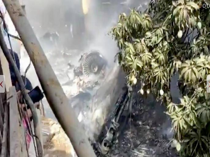 Pakistan plane crash survivor told There were tremors thrice before the accident | 'दुर्घटना से पहले तीन बार लगे थे झटके', पाकिस्तान में हुए विमान हादसे में बचे व्यक्ति ने सुनाया आंखों देखा हाल