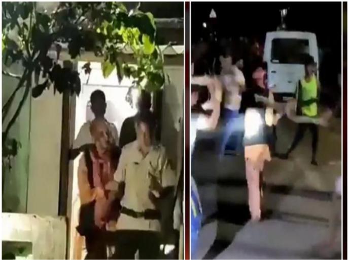 Palghar mob lynching case: Maharashtra Home Minister says SP will be sent on compulsory leave | पालघर मॉब लिंचिंग मामला: महाराष्ट्र के गृह मंत्री अनिल देशमुख ने कहा- अनिवार्य अवकाश पर भेजे जाएंगे पुलिस अधीक्षक