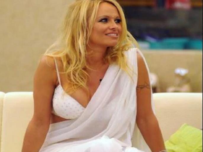 Pamela Anderson married to her bodyguard Dan Hayhurst | पामेला एंडरसन का अपने बॉडीगार्ड पर आया दिल, 53 साल की उम्र में रचाई पांचवीं शादी