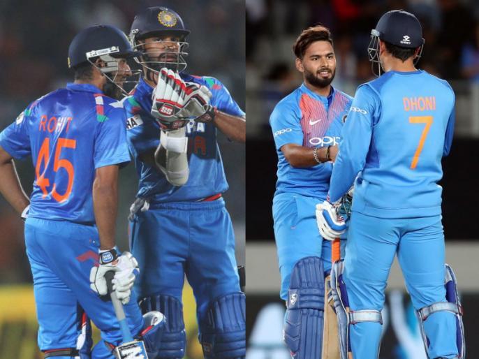 We need to look beyond MS Dhoni now, Rishabh Pant is my choice for World T20: Sunil Gavaskar | T20 विश्व कप के लिए गावस्कर ने धोनी की जगह ऋषभ पंत को बताया पहली पसंद