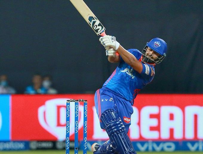 IPL 2021Jaydev Unadkat 3 wickets Delhi Capitals scored 147skipper Rishabh Pant played 51 innings   IPL 2021:जयदेव उनादकट ने दिया झटका,दिल्ली कैपिटल्स ने बनाए 147,कप्तान ऋषभ पंत ने खेली 51 रन की पारी