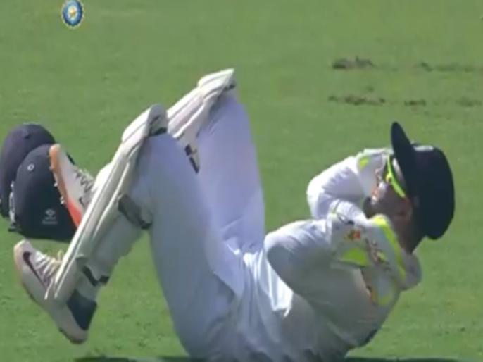 India vs England 4th Test Rishabh Pants Acrobatics Impress Virat Kohli During match   IND vs ENG: गेंद पकड़ने की कोशिश में मैदान पर धड़ाम से गिरे ऋषभ पंत, फिर किया कुछ ऐसा जिसे देख विराट कोहली भी रह गए हैरान