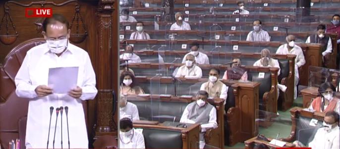 Deputy Speaker Election BJD YSR Congress support NDA Harivansh AAP MP vote for RJD Manoj Jha | उपसभापति चुनावःहरिवंश के सामने मनोज झा, बीजद,YSR कांग्रेस ने किया NDA को समर्थन, AAP सांसद RJD को देंगे वोट