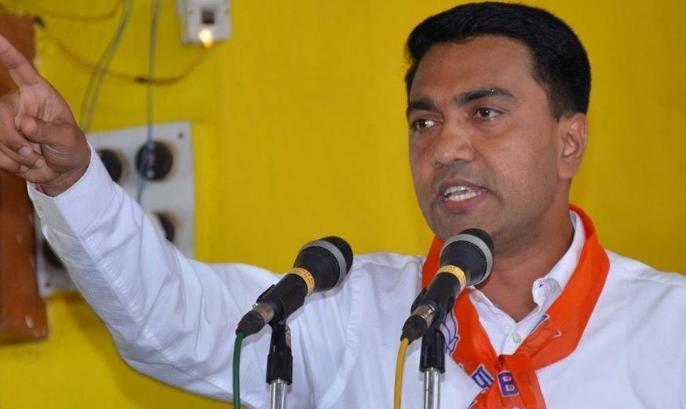 Goa Cm Pramod Sawant Three GFP ministers Khaunte asked to resign | गोवा में सियासी फेरबदल, सीएम प्रमोद सावंत ने चार मंत्रियों से मांगा इस्तीफा