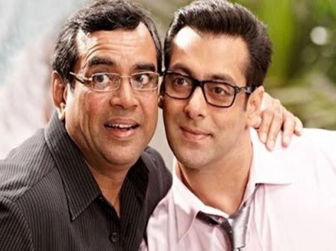 bollywood actor Paresh Rawal Descriptions For Salman khan Over Contribution To COVID-19 Relief | गरीबों की मदद के लिए आगे आए सलमान खान तो परेश रावल ने ठोका सलाम, कहा- वो शेरदिल है...