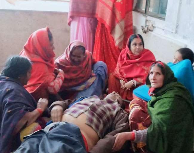 bihar patnamunshi murdercourt danapurshot deaddaylight police engaged investigation | रुपेश सिंह के बाद पटना में दिनदहाडे़ दानापुरकोर्ट जा रहे मुंशी की गोली मारकर हत्या, पुलिस जांच में जुटी