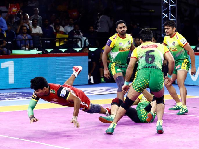 Pro Kabaddi, Patna vs Jaipur Live Update, Live Score and Streaming from Kolkata | Pro Kabaddi, Patna vs Jaipur: पटना पाइरेट्स ने जयपुर पिंक पैंथर्स को 36-33 से हराया