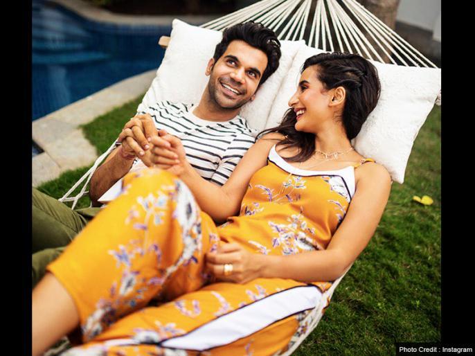 rajkummar rao girlfriend patralekha film arrange marriage with pradeep sarkar | अब 'अरेंज मैरिज' करेंगी राजकुमार राव की गर्लफ्रेंड पत्रलेखा!