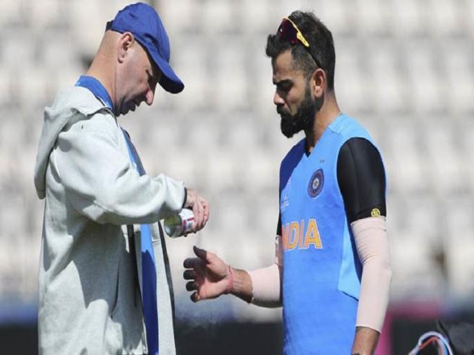 India team physio Patrick Farhart ends tenure, posts emotional farewell message | सेमीफाइनल में टीम इंडिया की हार के बाद इस बड़े सदस्य ने कहा अलविदा, सोशल मीडिया पर किया ऐलान